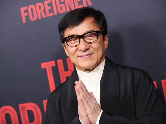 Where Jackie Chan is from?