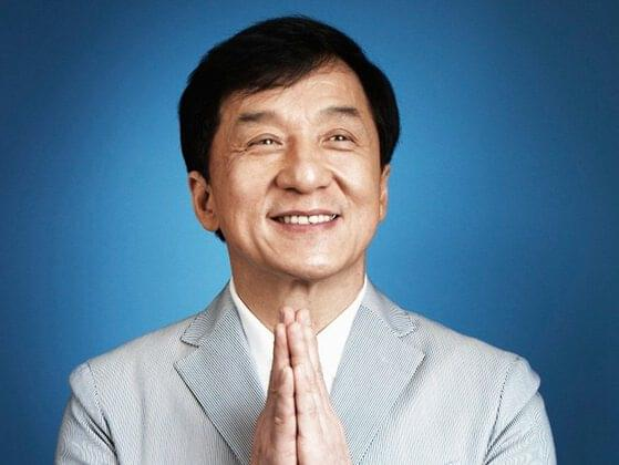 What is Jackie Chan's height?