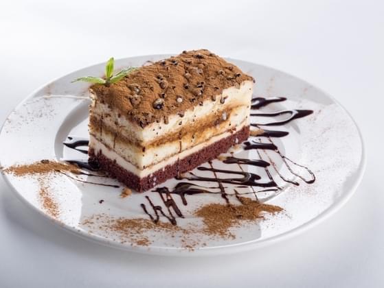Do you ever eat dessert first?