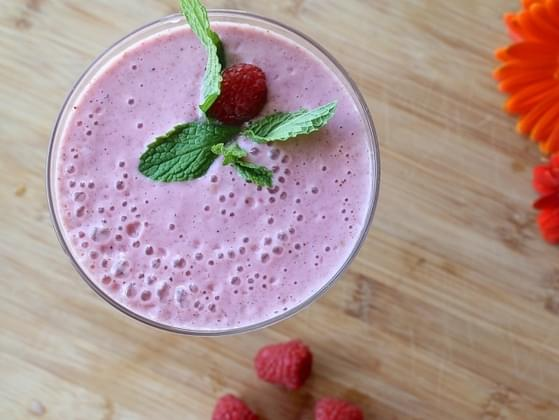 When is the best time for a smoothie?