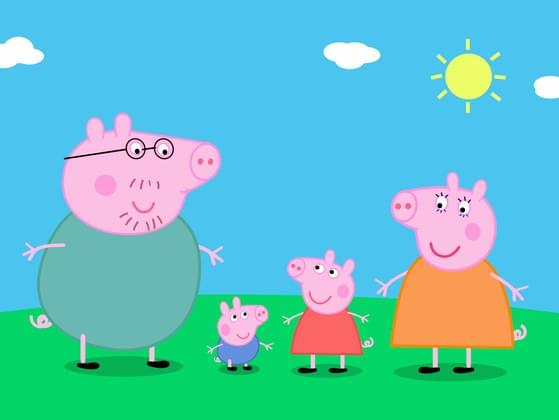 Do you remember the name of Peppa's little brother?