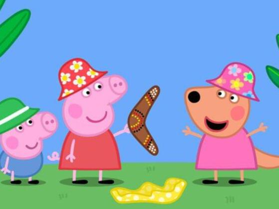 What is the name of Peppa's teacher?