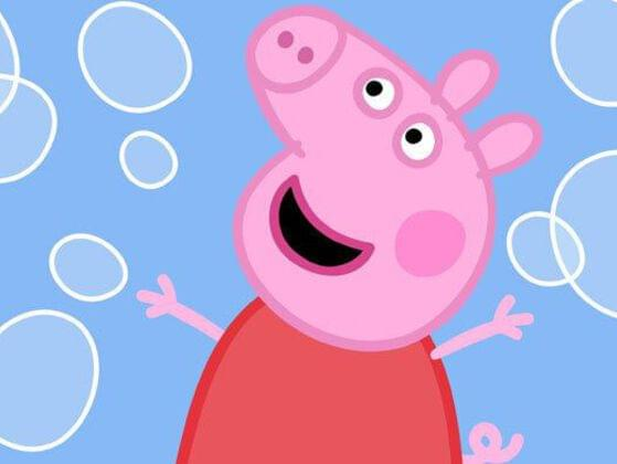 What animal is Peppa's friend Candy?
