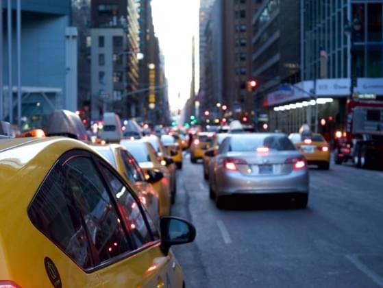 You're stuck in traffic for the long haul. What are you going to listen to?