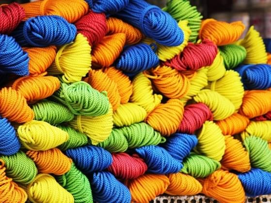 If you could make a blanket out of any color yarn, which would you choose?