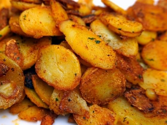 What is your favorite time of day to eat potatoes?