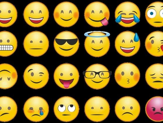 Which emojis do you rely on the most?