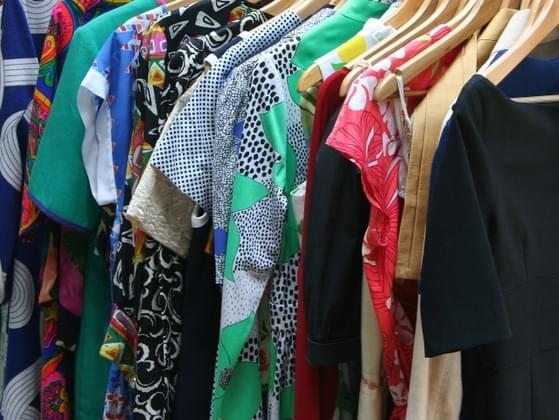 Speaking of clothes, which color dominates your closet?