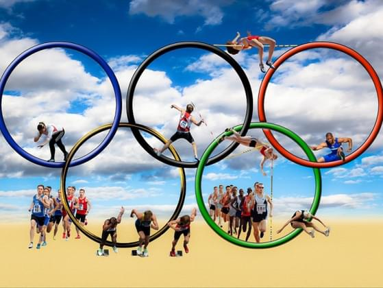 Which of the following is your favorite Olympic sport to watch?