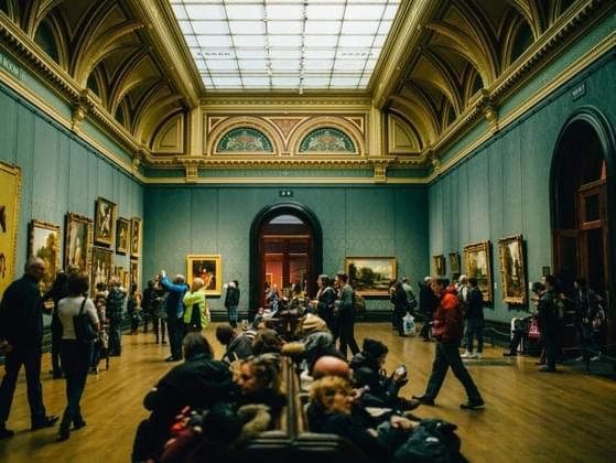How do you feel about going to art museums?