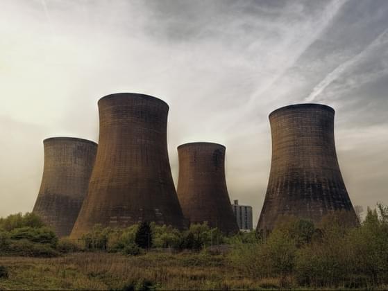 Do you live near a nuclear power plant?