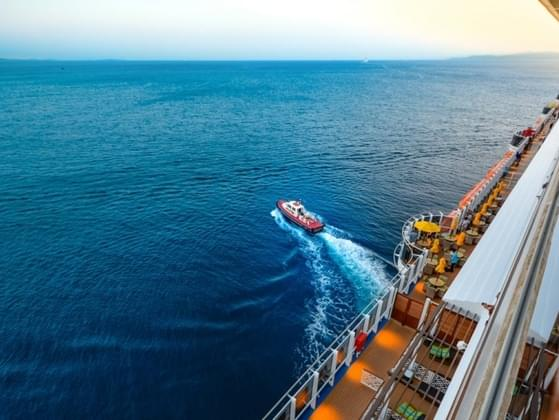 What job would you have on a cruise ship?