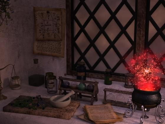 First things first, what kind of potion would you like to create?