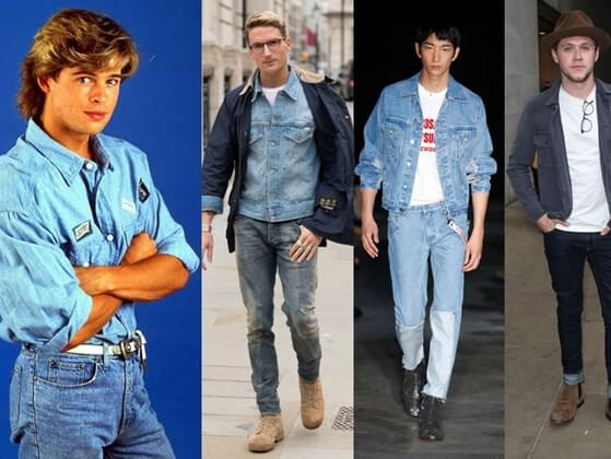 What would be your favorite piece of 80's fashion?