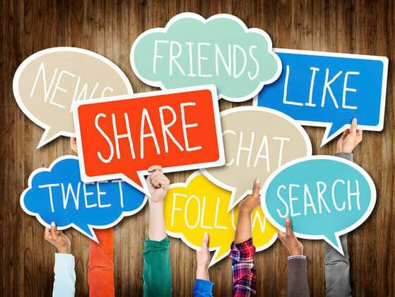 Pick your preferred social media channel: