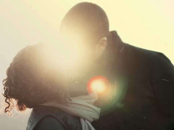 Do you always kiss on a first date?