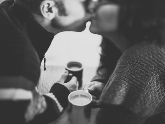 What's the most horrible thing that might happen during a kiss with someone new?