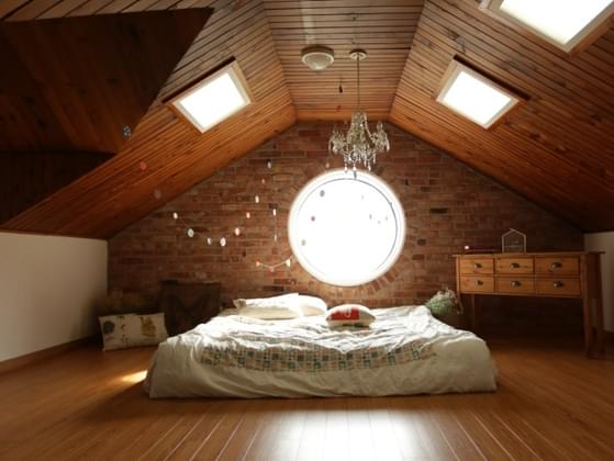 Do you prefer warm or cool tones in a bedroom?
