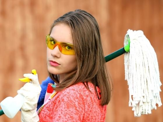 Your mother-in-law is coming over in 1 hour, but your entire home is a mess! What room are you going to clean first?