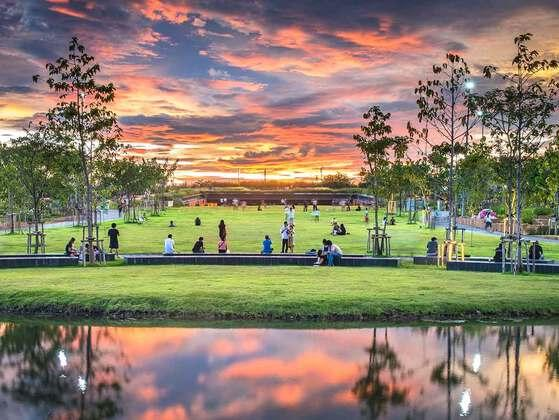 What's your favorite thing to do at the park?