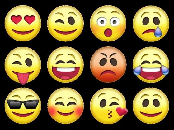 What is your most recently used emoji?