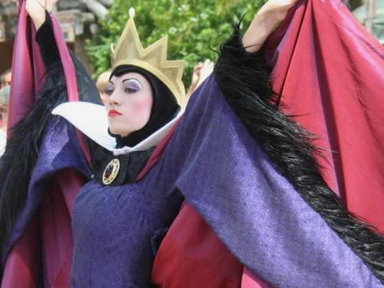 Which Disney villain is the most delightfully evil?