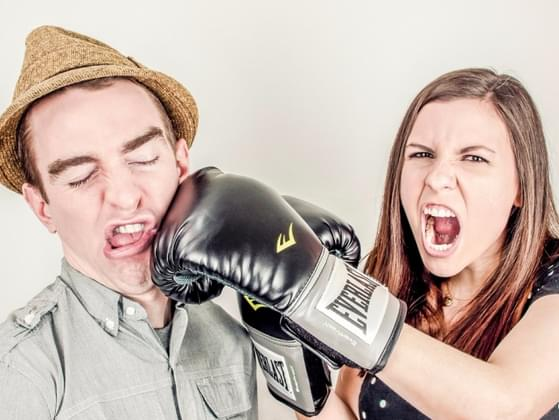 Are you more of a lover or a fighter?