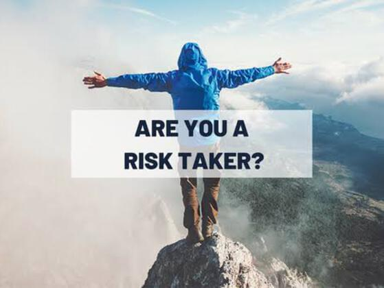 What kind of risk-taker are you?