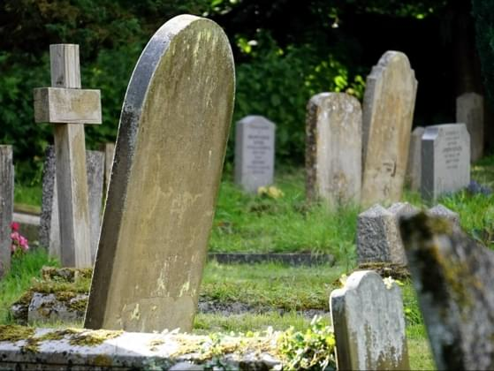 What would you want your gravestone to say?