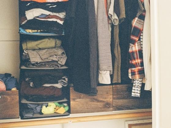 Do you require a walk-in closet?