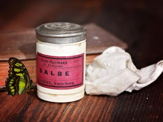 How does the word 'ointment' make you feel?