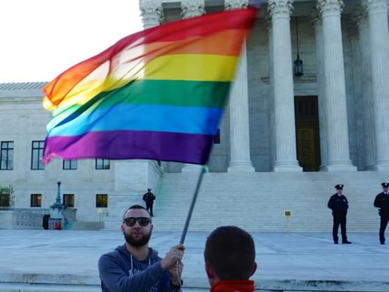 Are you pro or anti-LGBTQ marriage rights?