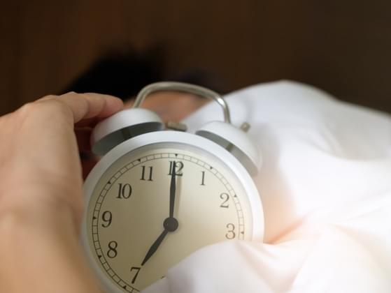 What time do you wake up in the morning?