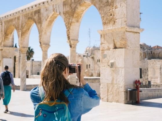 What kind of tourists do you mind least?