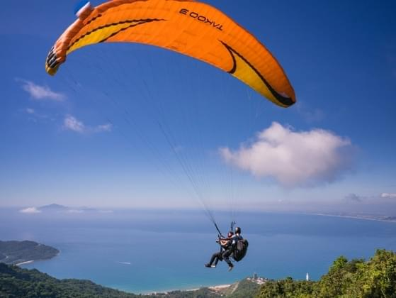 Would you rather go skydiving or bungee jumping?
