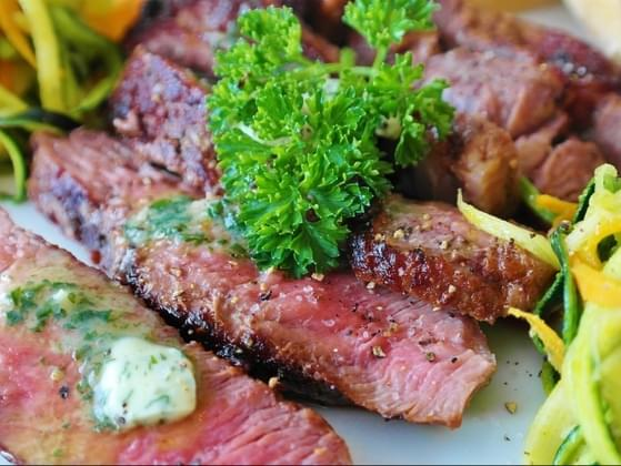 How many days a week do you eat red meat?