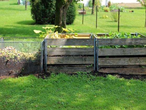 Do you have a composting bin for your home?
