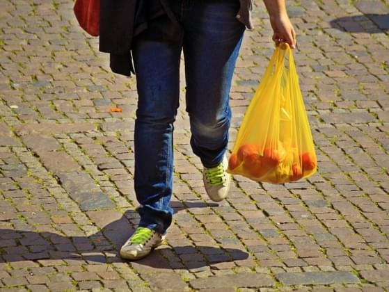 How often do you use plastic bags to carry your groceries?