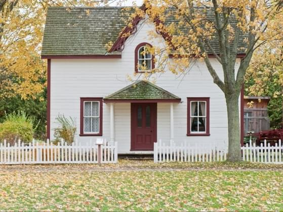 If you move into a new house, how long does it take you to furnish it?