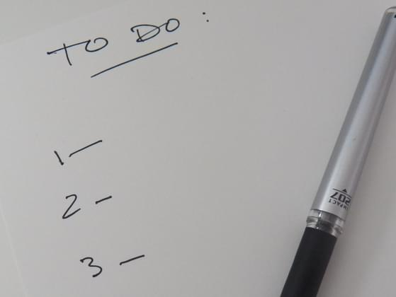 Do you use to-do lists and schedules in your everyday life?