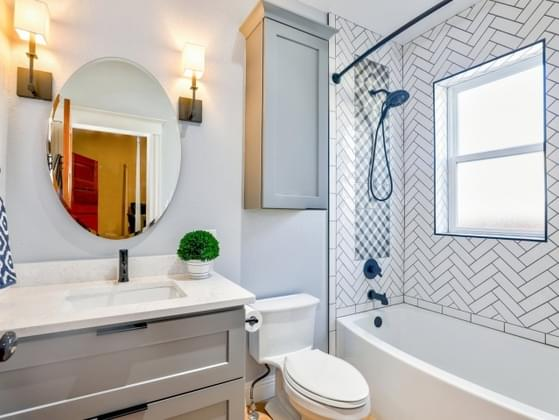 How many bathrooms are in your home?