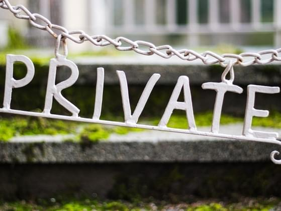 How private are you?