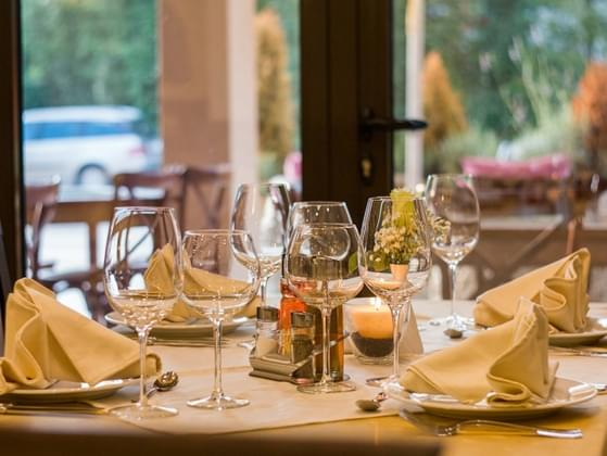How important is dinner etiquette to you?