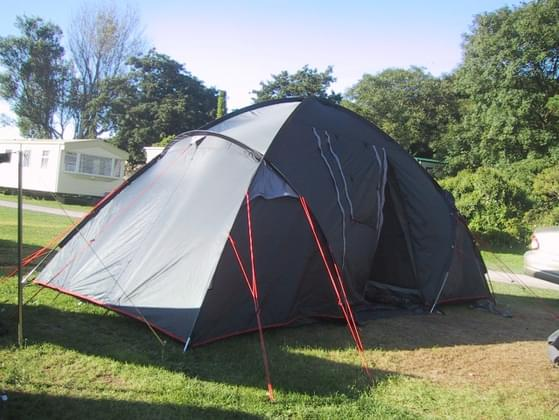 Would you rather camp in an RV or stay in a tent?