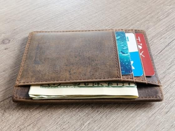 What do you do when you can't find your wallet after 24 hours?