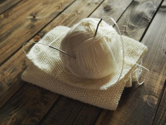 Have you ever knitted or crocheted your own scarf, hat or gloves?