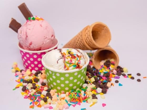 Choose an ice cream flavor: