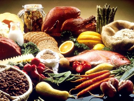 Food should be...