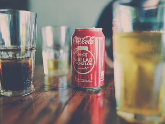 Would you rather drink Coke or Diet Coke?