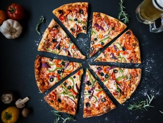 It's pizza night, what are you topping your pie with?